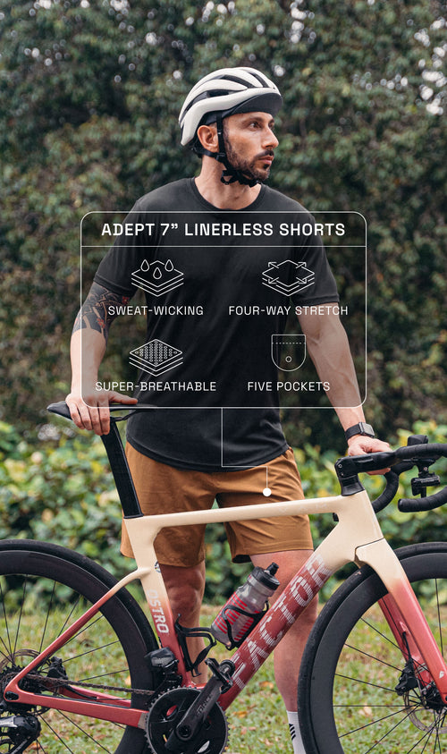 7 inch shorts for everyday wear