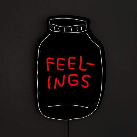 Bottled Up Feelings Neon ADAMJK