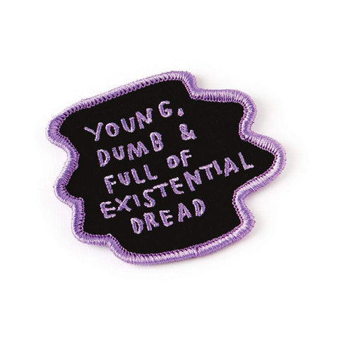 Existential Dread Patch ADAMJK