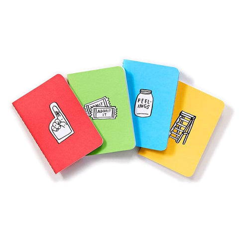 Mini Notebook Set ADAMJK