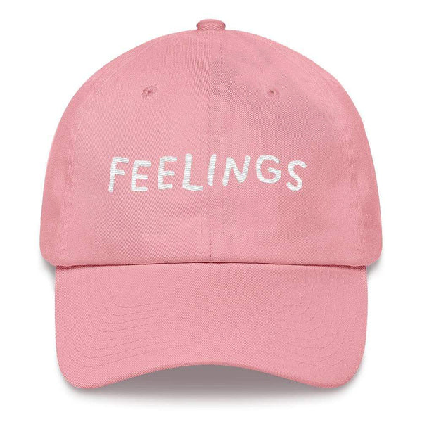 FEELINGS Hat Pink ADAMJK