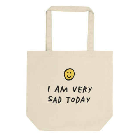 Sad Tote Bag ADAMJK