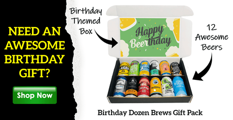 Birthday Beer Gift Pack