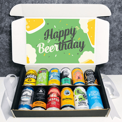 Birthday Beer 12 Pack