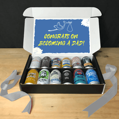 New Dad Dozen Brews Gift Box