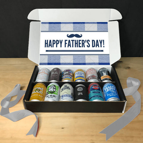 Fathers Day Dozen Brews Beer Gift