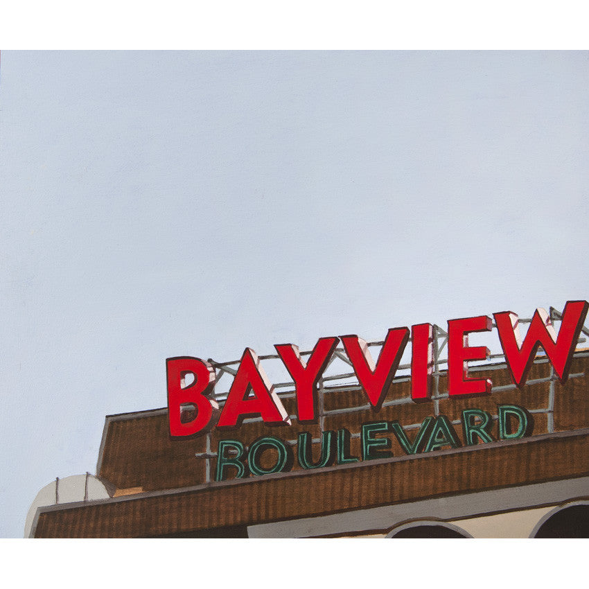 Bayview Boulevard [NOT FOR SALE]