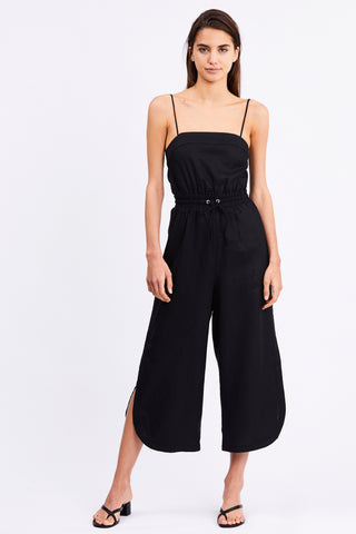 PLAY ON SPORT JUMPSUIT | BLACK