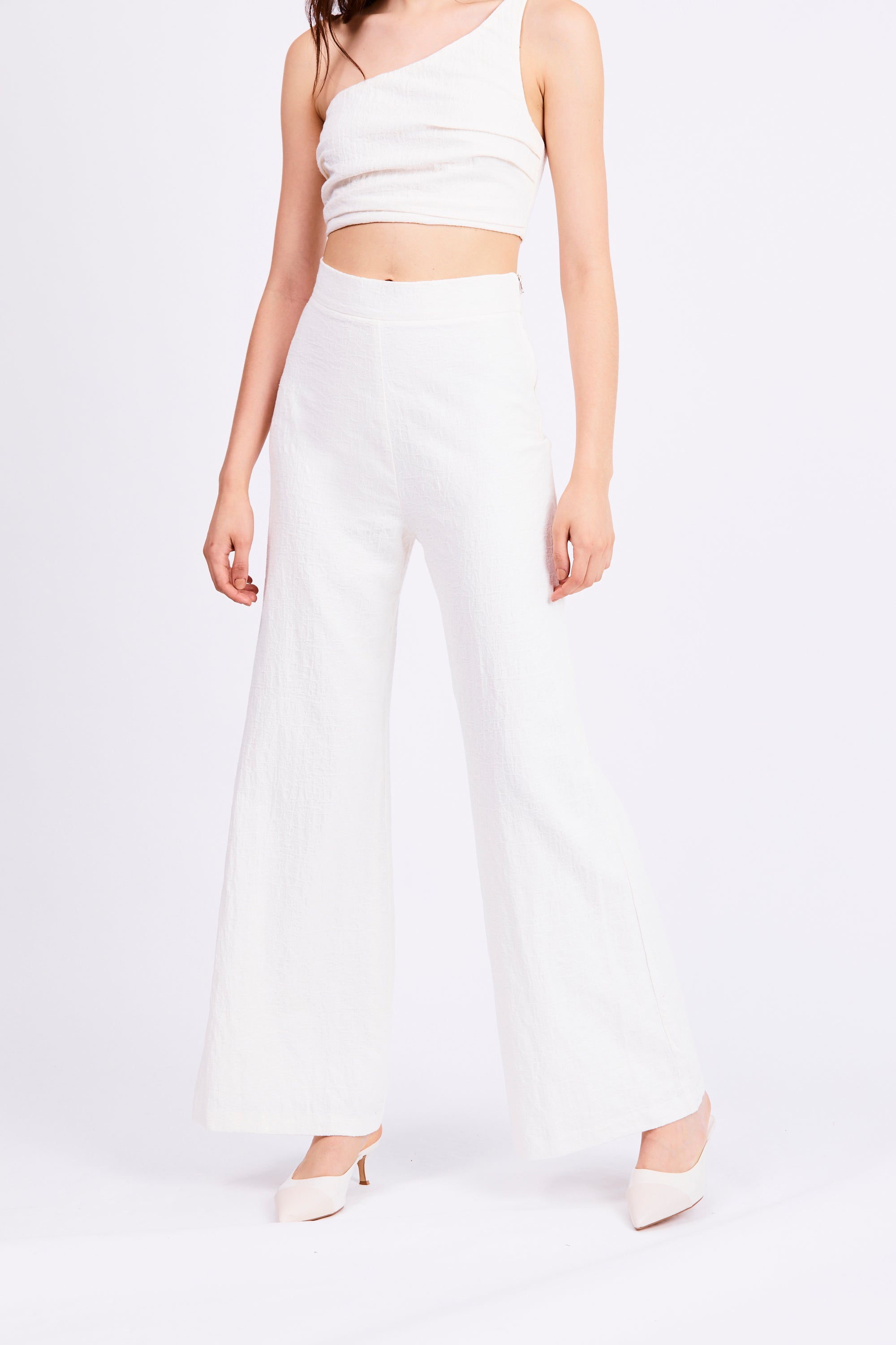 DRIFTER TROUSER | WHITE