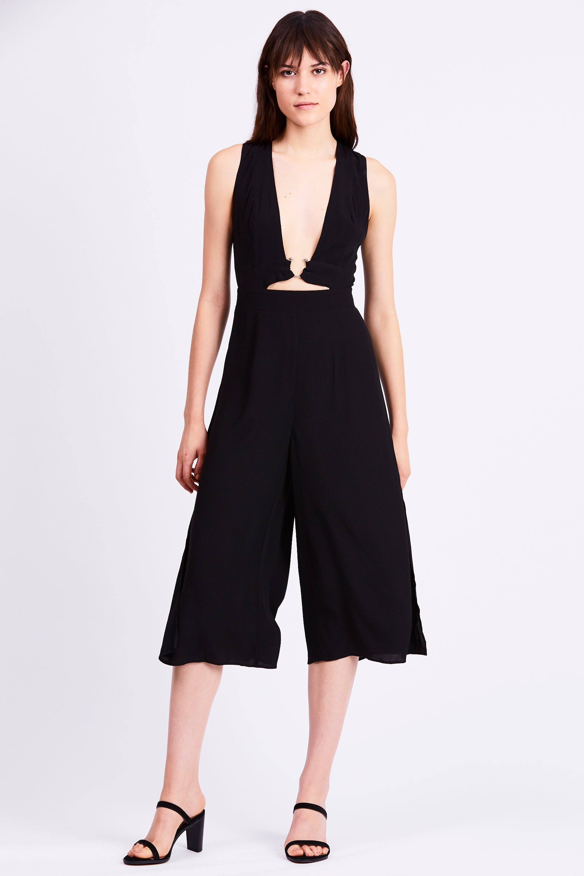 LUCID JUMPSUIT | BLACK