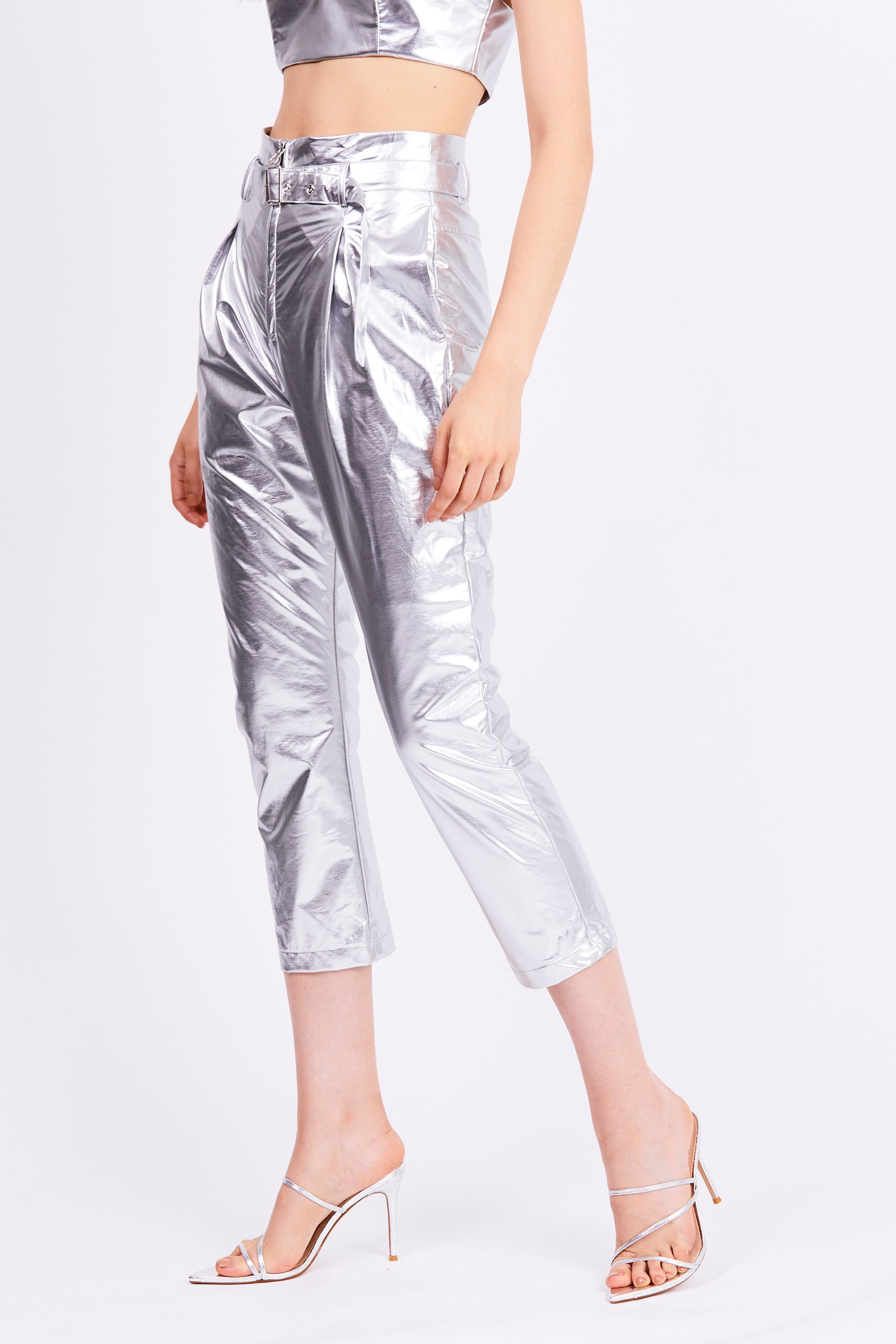 SILVER SURFER PANT | SILVER