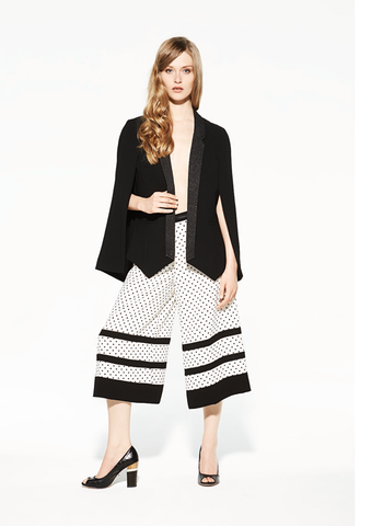 AXARA Polka Dot Culottes - URBAN CLUB Designer Fashion Boutique