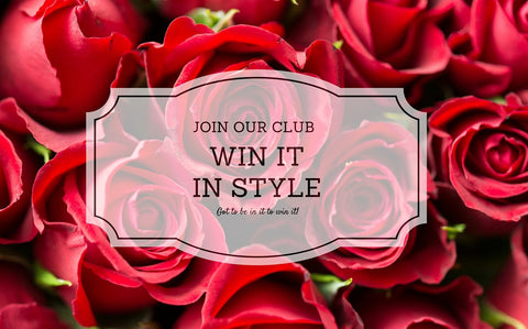 Competition - Giveaway, Freebies, Shopping spree, win it in URBAN CLUB style
