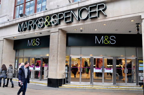 Mark & Spencer - Child refugees in Turkey making clothes for UK shops