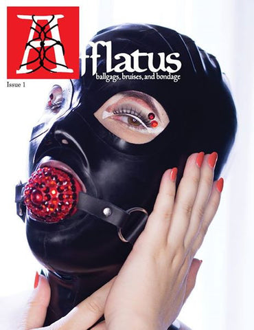 BABY VOODOO, AFFLATUS MAGAZINE, FEATURE, BONDAGE, FASHION