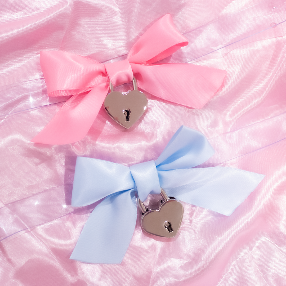 LOLI COLLAR (Blue)