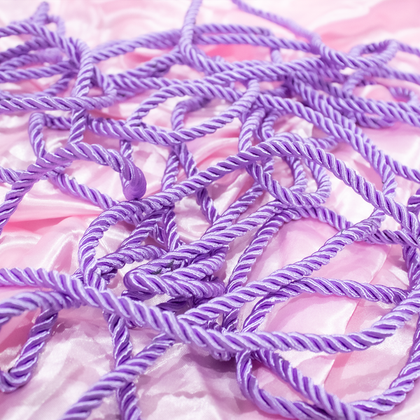 DREAM BONDAGE ROPE (Lilac)