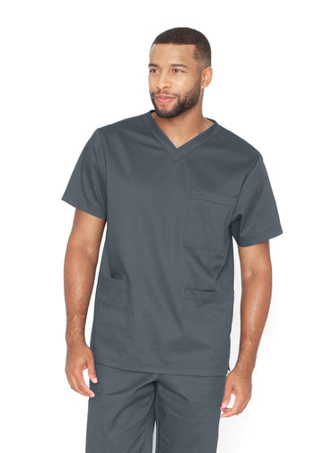 Men's 3 Pocket Scrub Top | Express Dispatch