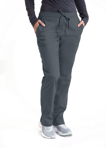 Ladies 4 Pocket Scrub Pant | Express Dispatch
