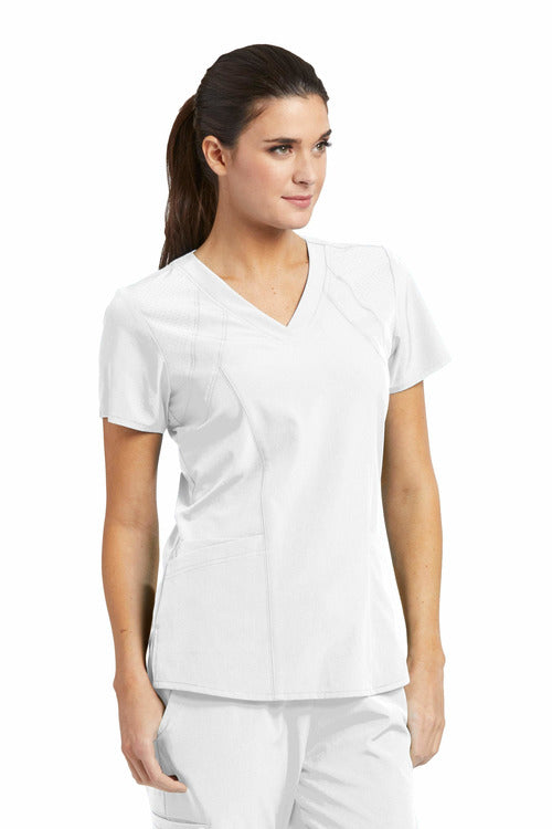 Barco One | Ladies Vet Scrub Top 5105