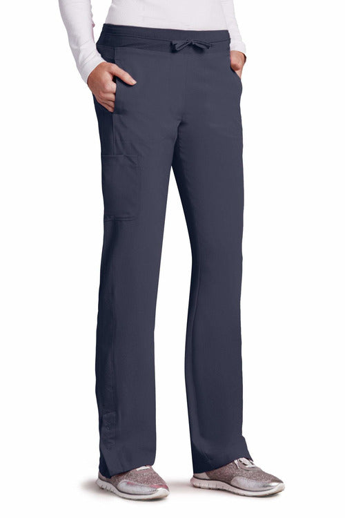 Barco One Scrub Pant 4 Way Stretch Barco One Ladies Vet Scrub Pant 5205