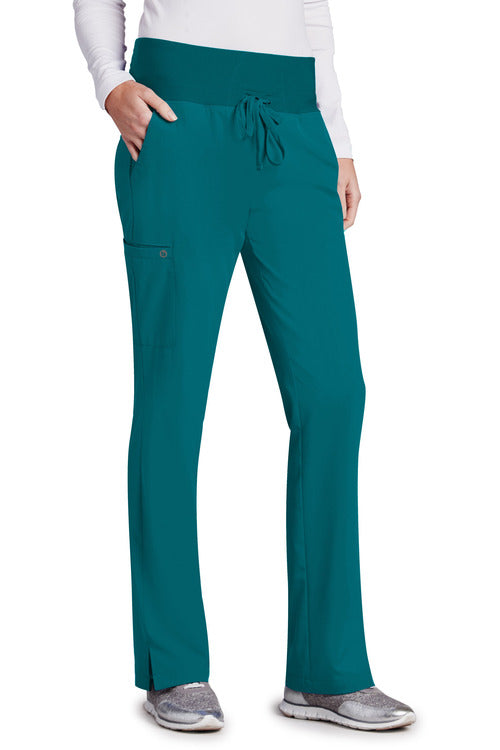 Barco One Scrub Pant 4 Way Stretch Barco One Ladies Vet Pant 5206