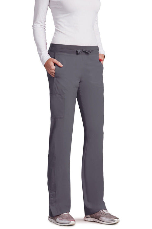 Barco One Scrub Pant 4 Way Stretch Barco One | Ladies Vet Scrub Pant 5205 Petite