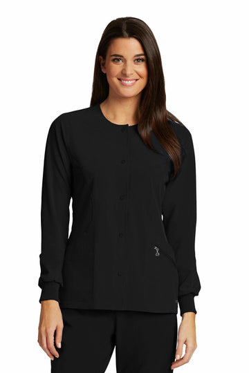 Ladies Cadence Scrub Jacket