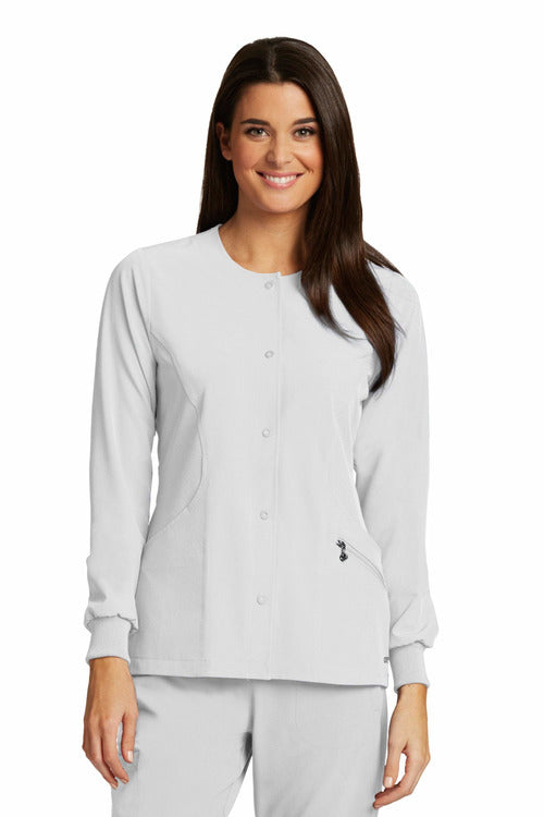 Barco One Jacket Barco One | Ladies Vet Scrub Jacket 5409