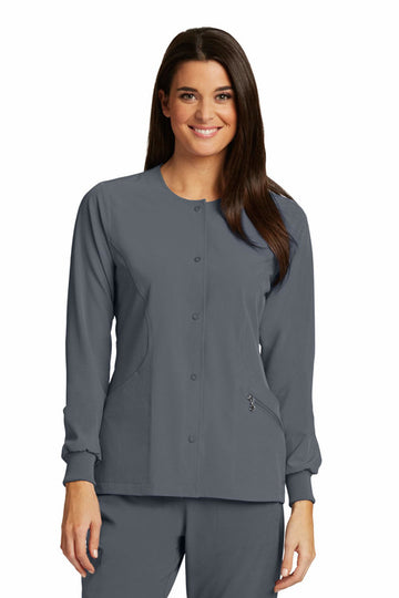 Ladies Cadence Scrub Jacket 2XL-5XL