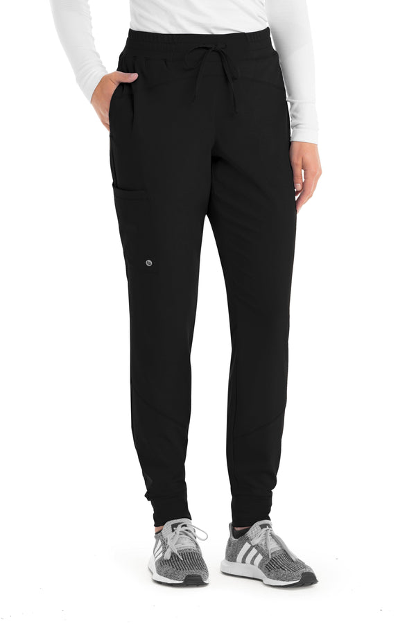 Barco One Scrub Pant 2XL / 01 Black Ladies Boost Jogger Scrub Pant 2XL-5XL