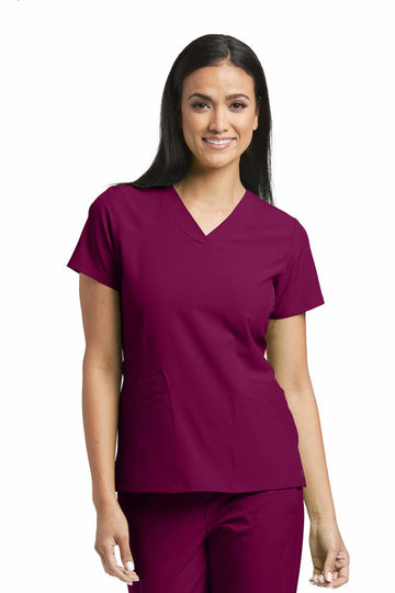Ladies Pulse Scrub Top 2XL-5XL