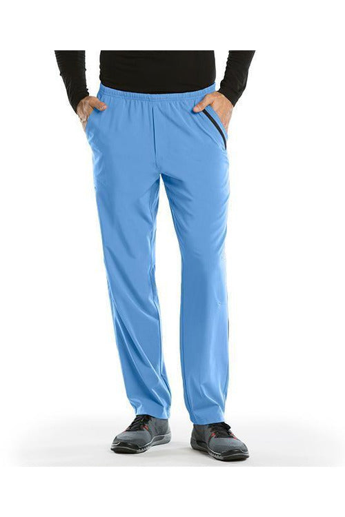 Barco One Scrub Pant 4 Way Stretch XS / Ciel Barco One - Men's Vet Scrub Pant 0217
