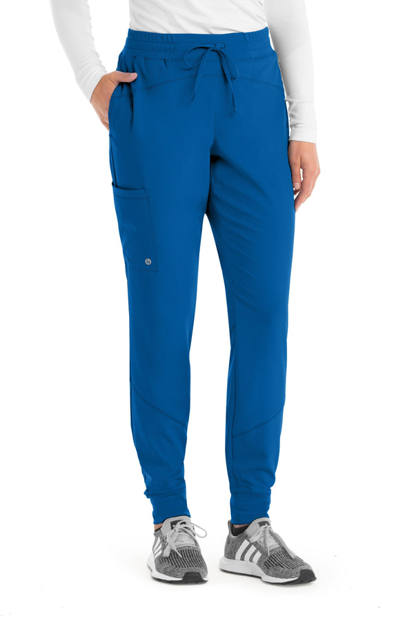 Barco One Scrub Pant XXS / 08 New Royal Ladies Boost Jogger Scrub Pant
