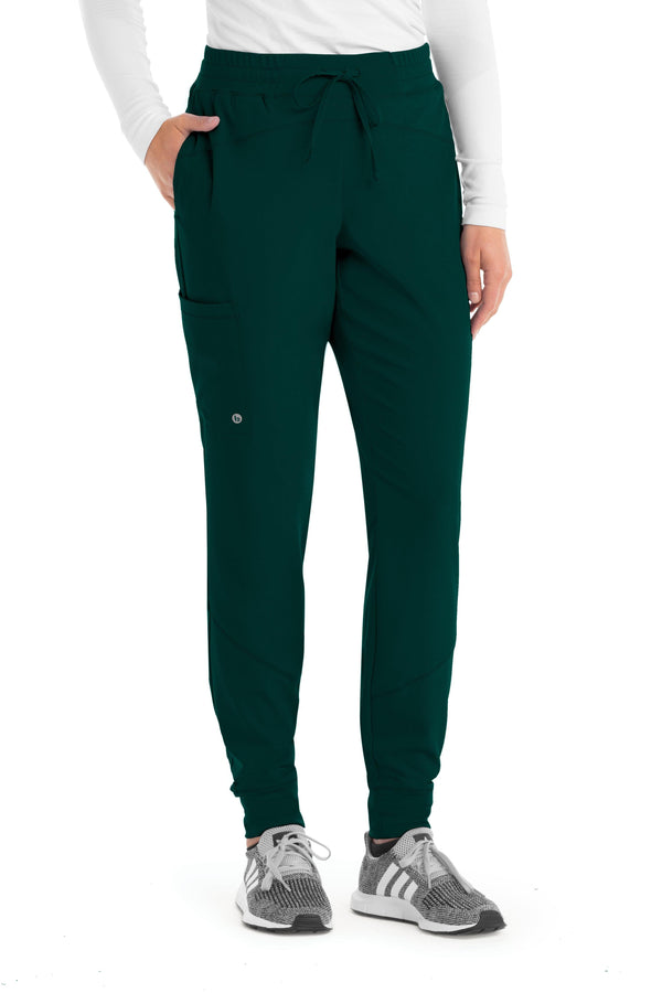 Barco One Scrub Pant XXS / 37 Hunter Ladies Boost Jogger Scrub Pant