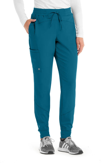Ladies Boost Jogger Scrub Pant Tall