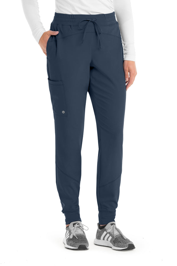 Barco One Scrub Pant XXST / 905 Steel Ladies Boost Jogger Scrub Pant Tall