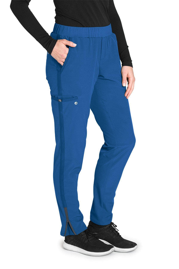 BarcoOne Wellness Scrub Pant 2XL / 08 New Royal Ladies Radiance Scrub Pant 2XL-3XL