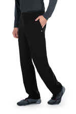 BarcoOne Wellness Scrub Pant XSS / 01 Black Men's Summit Scrub Pant Stout