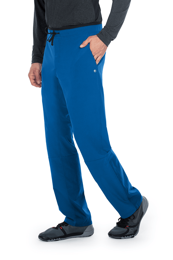 BarcoOne Wellness Scrub Pant XSS / 08 New Royal Men's Summit Scrub Pant Stout