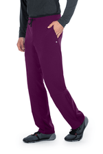 BarcoOne Wellness Scrub Pant XSS / 65 Wine Men's Summit Scrub Pant Stout