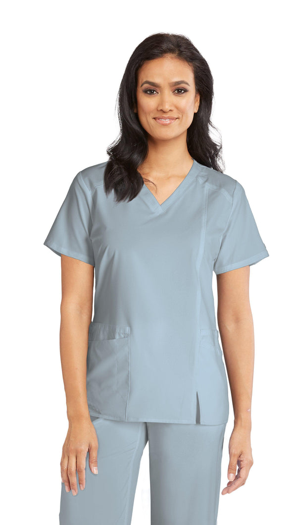 BarcoOne Wellness Scrub Top XXS / 471 Moonstruck Ladies Eclipse Scrub Top