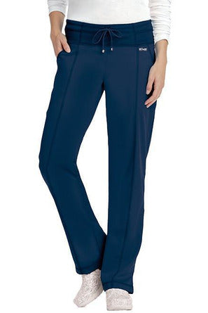 Ladies 4 Pocket Scrub Pant 2XL-5XL