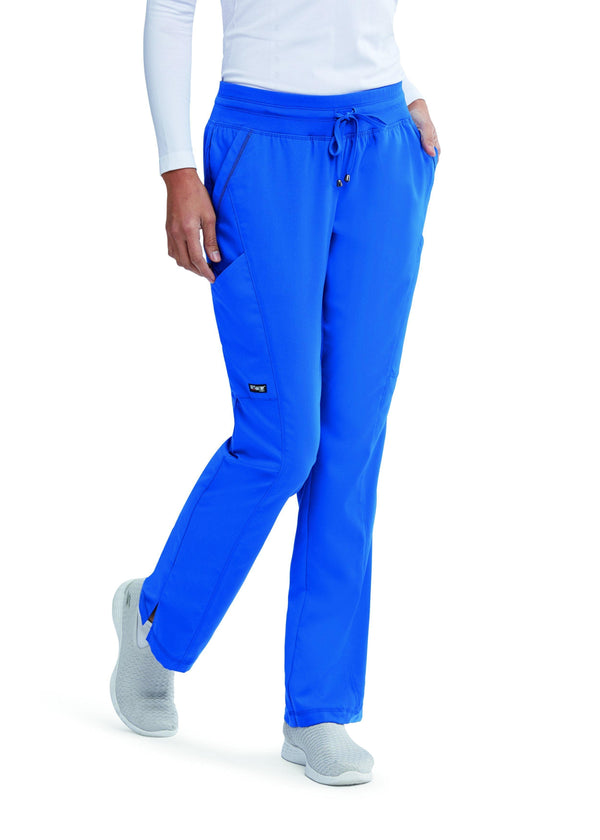 Grey's Anatomy Classic Scrub Pant 2XL / 08 New Royal Ladies Avana Scrub Pant 2XL - 3XL