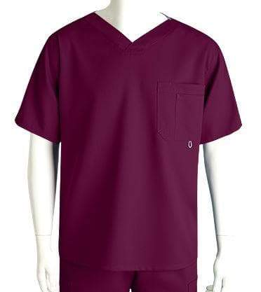 Grey's Anatomy Classic Scrub Top 2XL / 328 Bahama Men's 3 Pocket Scrub Top 2XL - 5XL