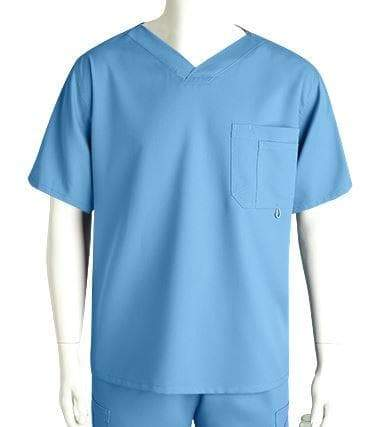 Grey's Anatomy Classic Scrub Top 2XL / 40 Ciel Men's 3 Pocket Scrub Top 2XL - 5XL