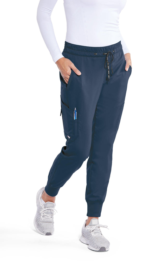 Grey's Anatomy Classic Scrub Pant 2XL / 905 Steel Ladies Kira Scrub Pant 2XL - 3XL