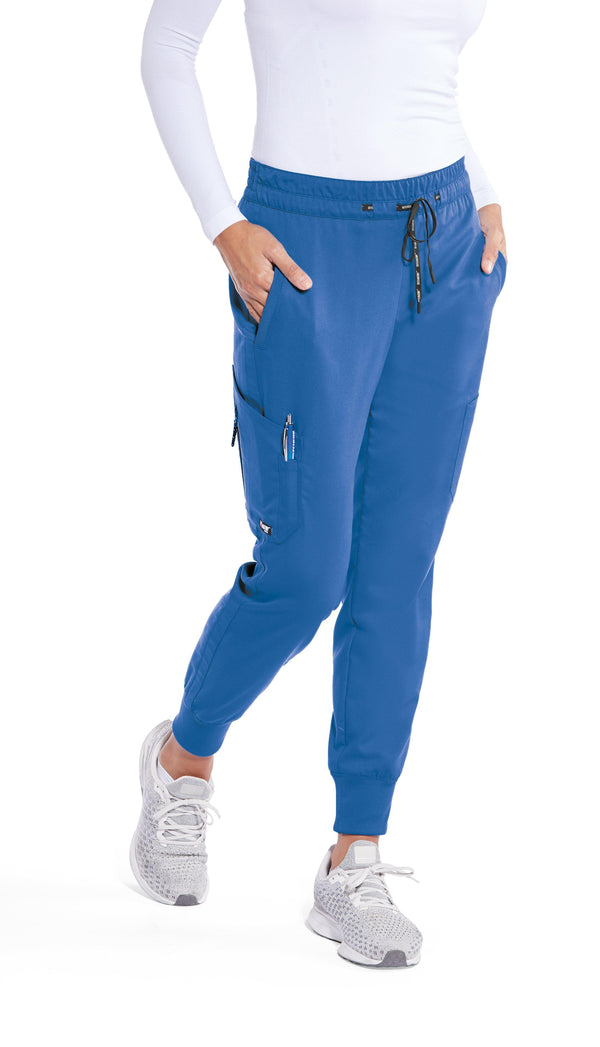 Grey's Anatomy Classic Scrub Pant XSP / 08 New Royal Ladies Kira Scrub Pant Petite