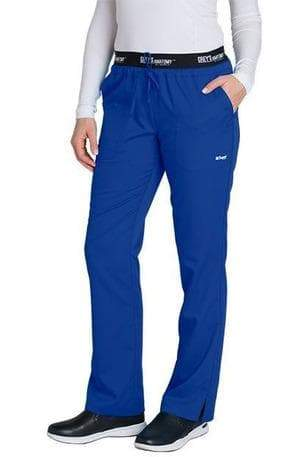 Grey's Anatomy Classic Scrub Pant XXS / 503 Galaxy Ladies 3 Pocket Scrub Pant Petite