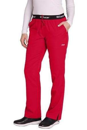 Grey's Anatomy Classic Scrub Pant XXS / 600 Scarlet Ladies 3 Pocket Scrub Pant Tall